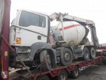 Lastbil beton cementmixer MAN TGS 32.400 TM