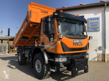 Camión Iveco Eurocargo ML150E28WS 4x4 Winterdienst Singleber. volquete volquete trilateral usado