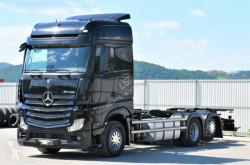 Camión Mercedes ACTROS 2542 Fahrgestell 6,80m - BDF *Topzustand! chasis usado