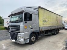 Camião caixa aberta com lona DAF XF 410