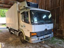 Mercedes Atego 818 truck used multi temperature refrigerated