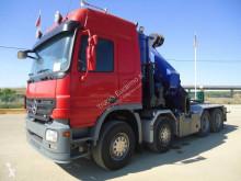 Camión caja abierta Mercedes Actros 4151