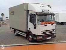 Camión Iveco Eurocargo lona usado