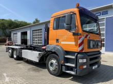 MAN TGA 26.430 6x2-4 Euro 4 Abrollkipper Lift Lenk LKW gebrauchter Abrollkipper