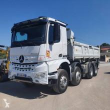 Camion Mercedes Arocs 4145 K ribaltabile bilaterale usato