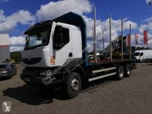 Camión maderero Renault Kerax 460.26