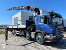 Camion Scania P 380 plateau standard occasion