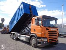 Camion scarrabile Scania G