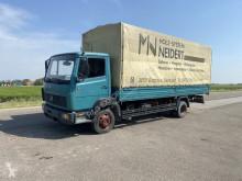 Camion Mercedes 817 rideaux coulissants (plsc) occasion