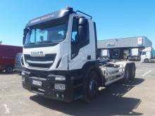 Камион Iveco Stralis 420 мултилифт с кука втора употреба