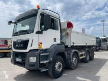 Camion MAN TGS 35.480 bi-benne occasion
