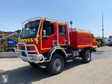 Lastbil Renault Gamme D tankbil för skogsbrand begagnad