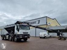Camión volquete volquete bilateral Iveco Trakker 450
