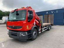 Camion porte engins Renault Premium Lander 380 DXI