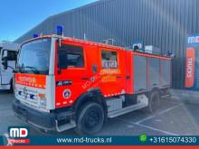 Lastbil brandvæsen Renault FIRE FIGHTER 62492KM ORIGINAL !