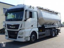 MAN TGX 26.440*Euro6*TÜV*Retarder*Kom truck used tanker