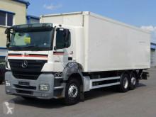 Camión furgón Mercedes Axor Axor 2540*Euro 5*LBW 2T*Seitentür*Lift*Klima*