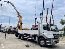 Ciężarówka platforma Mercedes Axor 2529