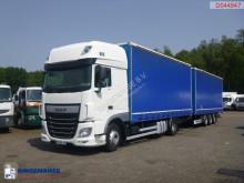 Camión remolque tautliner (lonas correderas) DAF XF