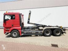 Kamión MAN TGX 26.480 6x4 BL 26.480 6x4 BL, Intarder, XL-Fahrerhaus hákový nosič kontajnerov ojazdený