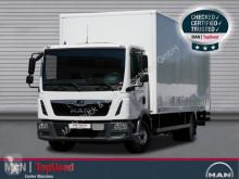 Ciężarówka MAN TGL 12.250 4X2 BL, Koffer, LBW, 7,1m, LGS furgon używana