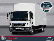 Camión furgón MAN TGL 12.250 4X2 BL, Koffer, LBW, 7,1m, LGS