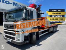 Caminhões estrado / caixa aberta caixa aberta Volvo FM13 420