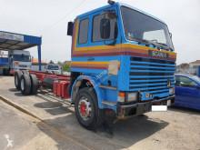 Kamión podvozok Scania 112