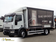 Lastbil glidende gardiner Iveco Eurocargo