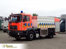 Camion pompiers MAN 19.364 + Hose reel + 8000 L + fire truck +