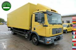 Lastbil MAN TGL TGL 12.240 4x2 BL LBW AHK kassevogn brugt