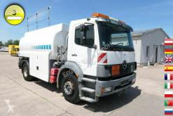 Mercedes tanker truck Atego ATEGO 1828 L 2-Kammer Tank KLIMA Tempomat