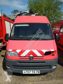 Camion Peugeot Boxer fourgon occasion