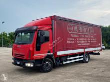 Camion rideaux coulissants (plsc) Iveco Eurocargo IVECO 80 E4 CENTINATO BALESTRATO ANTERIO
