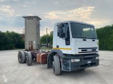 Camion polybenne Iveco 190 E 35 A TELAIO BALESTRATO ANTERIORE E PNE