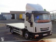 Camión Iveco Eurocargo ML 100 E 18 caja abierta usado