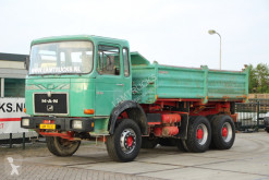 Camion MAN 26.321 benne occasion