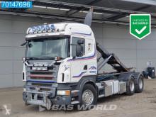 Ciężarówka Scania R 480 Hakowiec używana