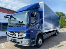 Camión furgón Mercedes Atego Mercedes-Benz Atego mit Laderaumlänge 7.65m, 1.5 Tonnen LBW