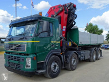 Camion polybenne Volvo FH12 420