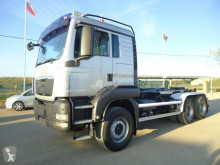 Camión Gancho portacontenedor MAN TGS 26.400