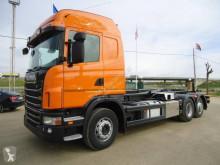 Lastbil Scania G 420 polyvagn begagnad