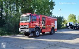 Пожарная машина Mercedes 2031 4×4 Firetruck