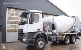 Camion béton toupie / Malaxeur Mercedes 10x AROCS 3336 B 6×4 CONCRETE MIXER STETTER 7 m3 / NEW 2021 / EU