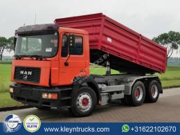MAN three-way side tipper truck F2000 26.403