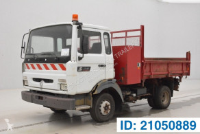 Renault Midliner truck used two-way side tipper