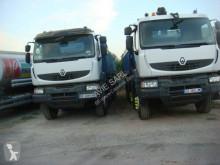 Lastbil Renault Kerax 410 dobbeltske brugt