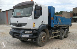 Camión volquete volquete bilateral Renault Kerax 450 DXi