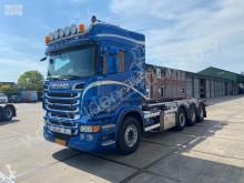 Camión portacontenedores Scania R 560