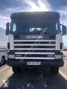 Camion Scania C 114C multibenne occasion